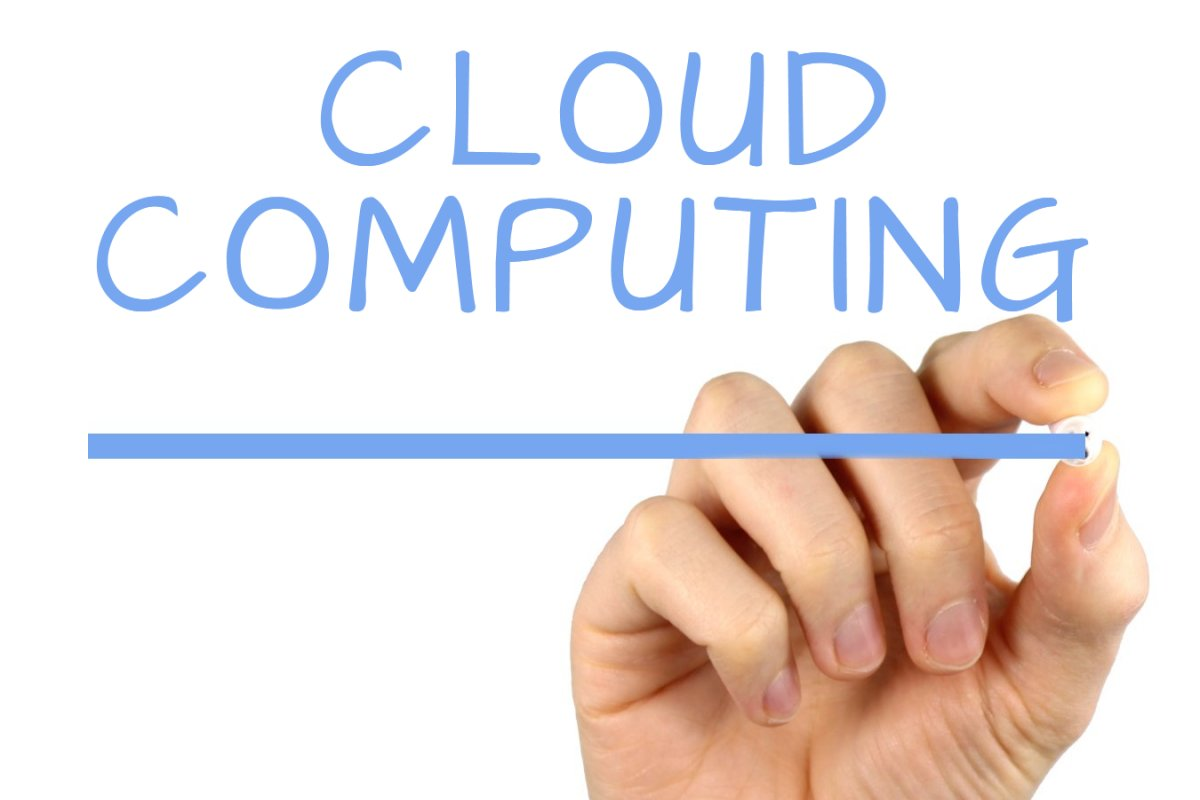 Infographie cloud computing
